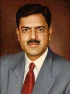 Mr Arshad Ch