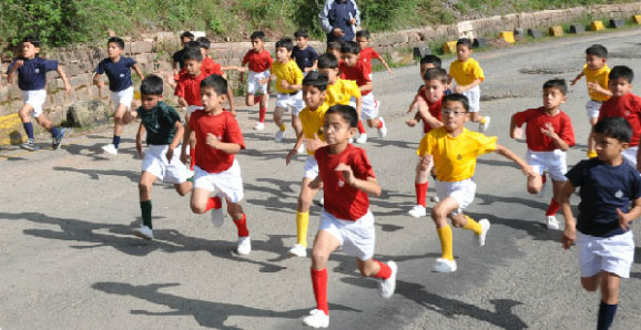 Junior School Marathon