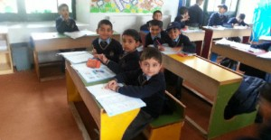 Junior School Classroom