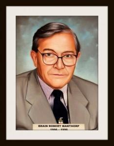 Brian Robert Manthorp