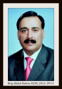 Brig Abdul Hafeez