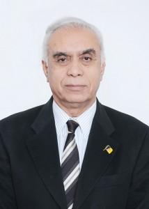 Brig Mujahid Alam - Principal