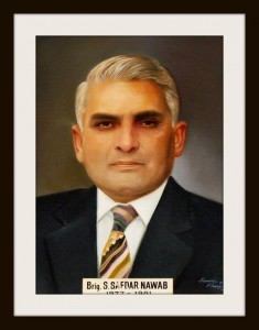 Brig Safdar Nawab