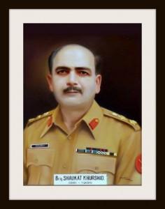 Brig Shaukat Khurshid