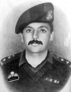 Capt Mir M Mujahid