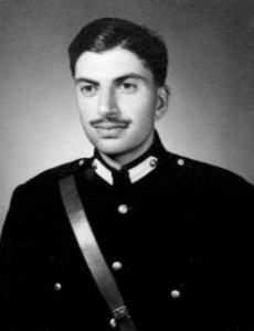 Captain Zahoor ul Islam Afridi