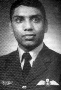 Flight Lieutenant Mushtaq Alam