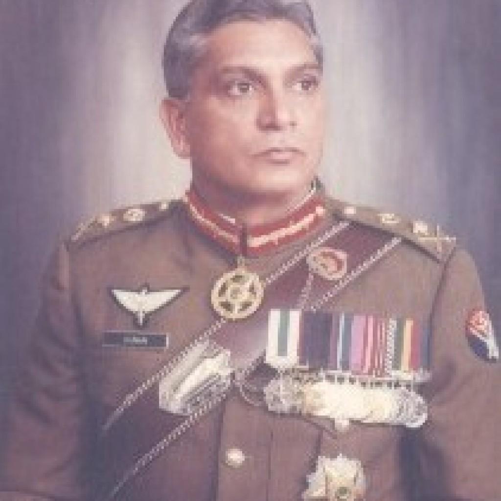 General Shamim Alam Khan