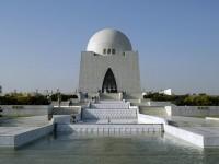Jinnah Mausoleum - Karachi