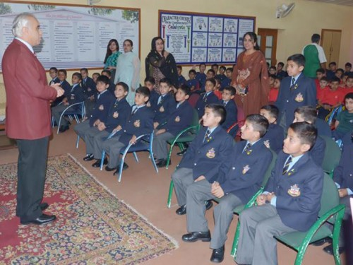 Junior School Assembly