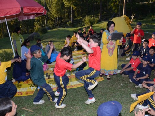 Junior School - Camping Expedition