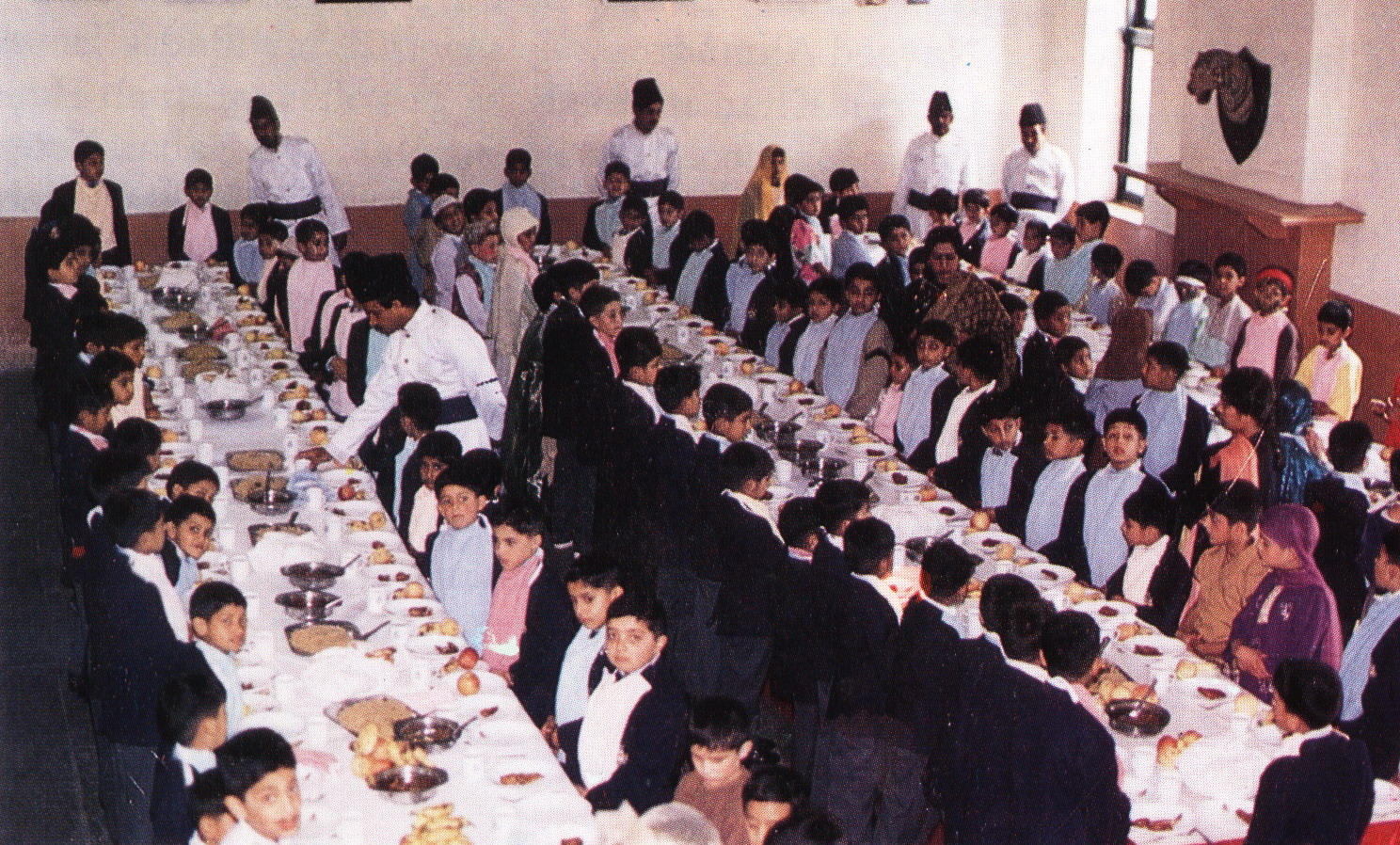 Junior School Dining Hall