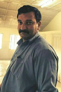 Mr. Muhammad Khurshid (Dorm Bearer Peake House)