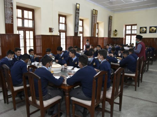 Senior School, Dining Hall-2