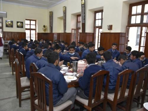 Senior School, Dining Hall-1