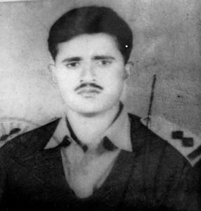 Lieutenant Habib ur Rehman