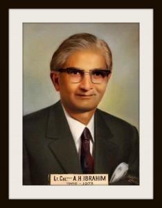 Lt Col Ibrahim