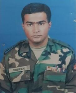 Lt Col Syed Tahseen