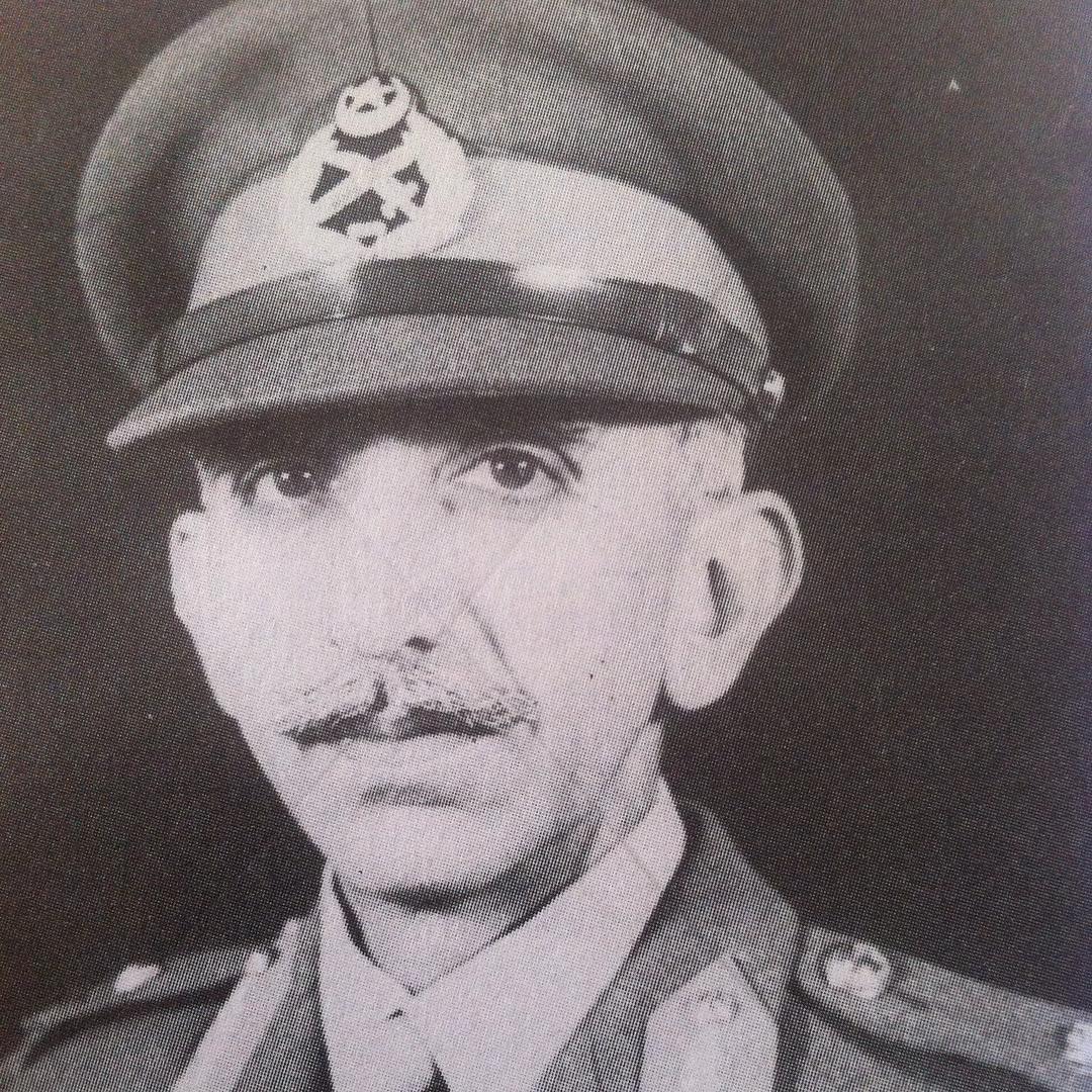 Lt Gen Bahadur Sher MC