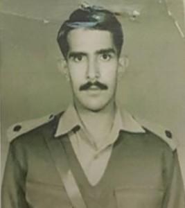 Lt Tahir Ashraf Mann