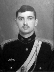 Lt Zafar Ali Akbar