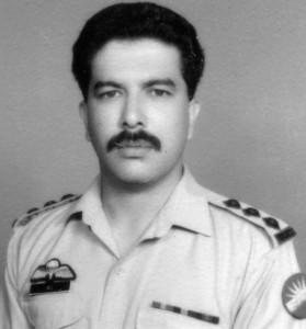 Maj Muhammad Ali Hyderi