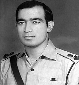 Major Sabir Kamal Meyer