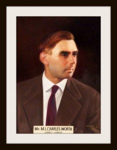 Mr Michael Charlesworth