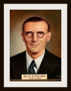 Mr A S Collier