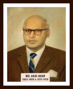 Mr Abul Nasr