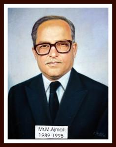 Mr Ajmal