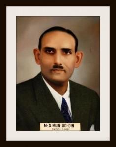 Mr Muin ud Din
