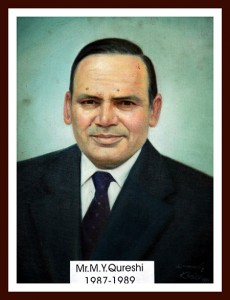 Mr Qureshi