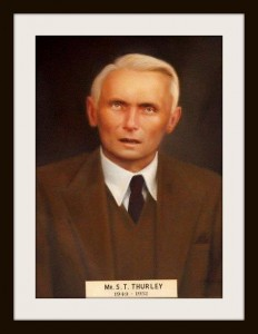 Mr S T Thurley