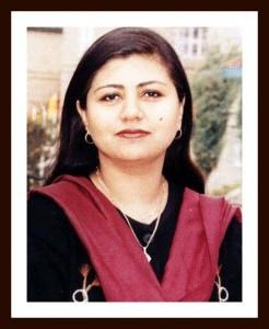 Mrs Iffat Qureshi