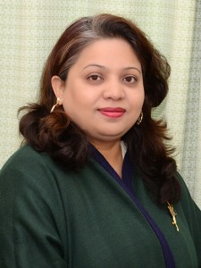 Mrs Shama Javed Baig