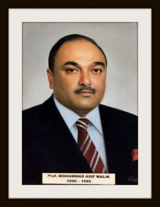 Prof Asif Malik