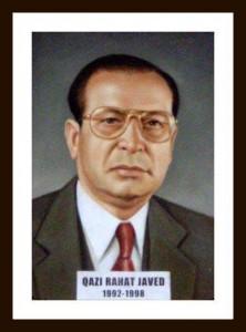 Qazi Rahat Javed