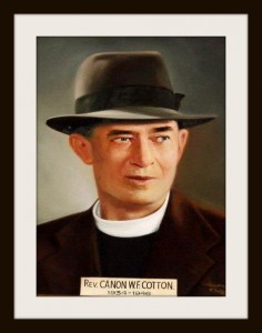 Rev Canon Cotton
