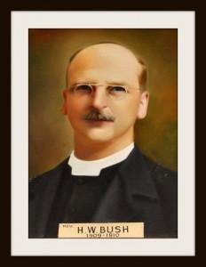 Rev H W Bush