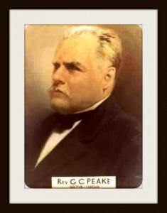 Rev G C Peake