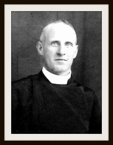 Rev W H G Padfield