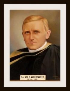 Rev H T H Wightwick