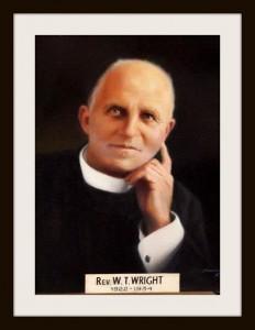 Rev W T Wright