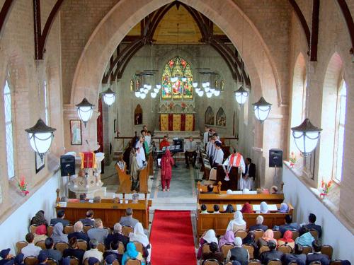 School Chapel Mass