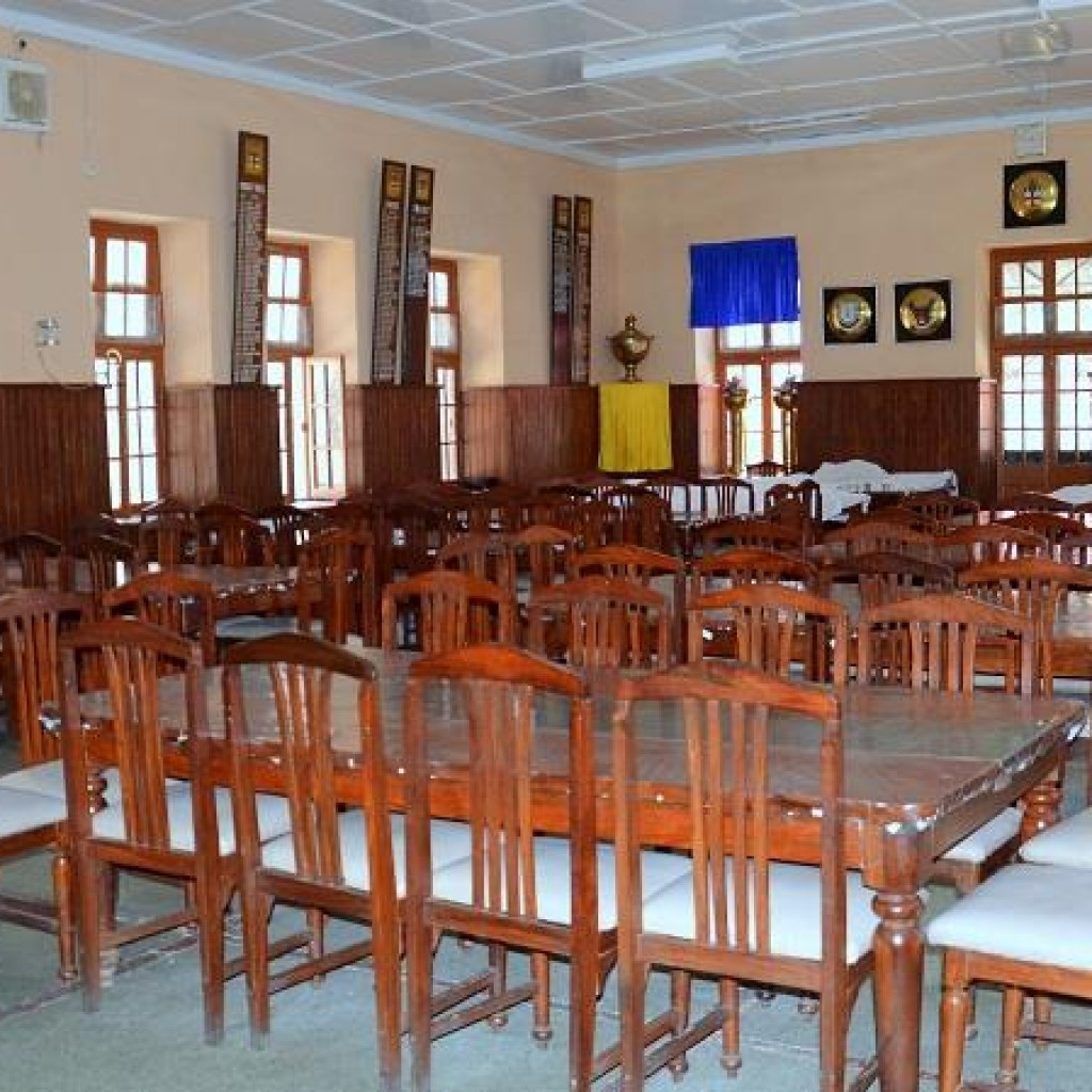 Dining Hall: Lawrence College Ghora Gali