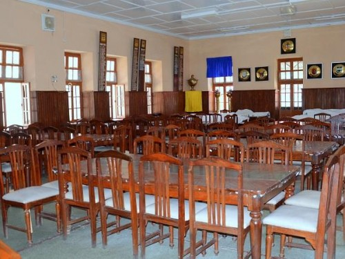 Senior School Dining Hall