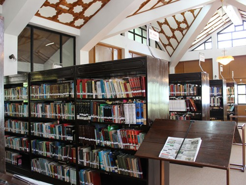 Hamid Library Senior School