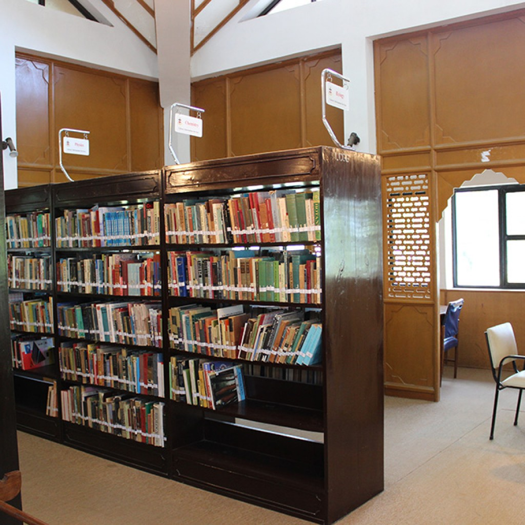 School Libraries | Lawrence College Ghora Gali