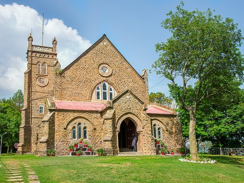 The Chapel Elevation